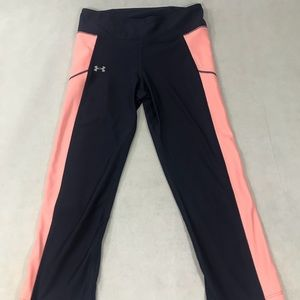 Under Armour heat gear compression leggings s